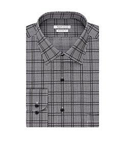 Van Heusen® Men's Long Sleeve Regular Fit Plaid Button Down Dress Shirt