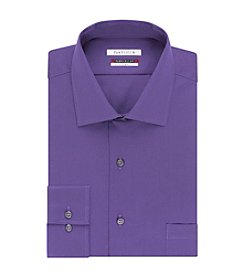 Van Heusen® Men's Long Sleeve Regular Fit Flex Collar Button Down Dress Shirt