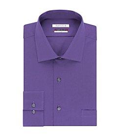 Van Heusen® Men's Long Sleeve Regular Fit Flex Collar Button Down Dress Shirt