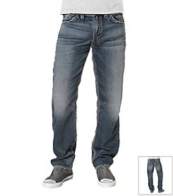 Silver Jeans Co. Men's Hunter Taper Jeans