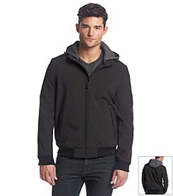 Levi's® Men's Softshell Jacket With Hood