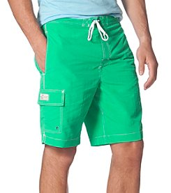 Chaps® Men's Nylon Board Shorts
