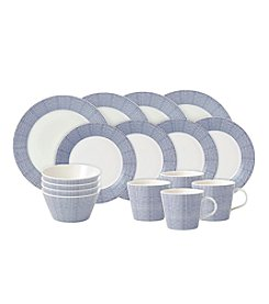 Royal Doulton® Pacific Dots 16-pc. Dinnerware Set
