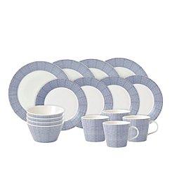 Royal Doulton® Pacific Dots 16-pc. Dinnerware Set