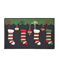 Essential Elements® Stockings Accent Rug