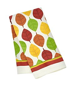 Ritz™ Shades of Leaves Kitchen Towel