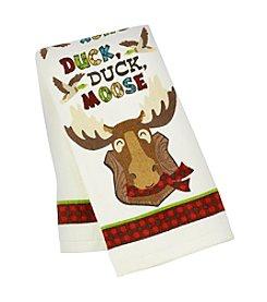 Ritz™ Duck, Duck, Moose Kitchen Towel