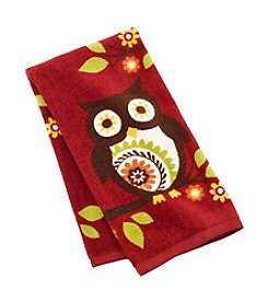Ritz™ Medallion Owl Kitchen Towel