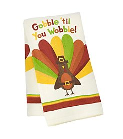 Ritz™ Gobble 'Til You Wobble Kitchen Towel