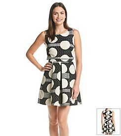 Plenty by Tracy Reese Printed Popover Dress