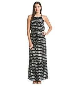 Ivanka Trump® Printed Maxi Dress
