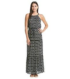 Ivanka Trump® Printed Maxi Dress