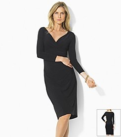 Lauren Ralph Lauren® Long Sleeved Jersey Dress
