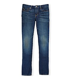 Ralph Lauren Childrenswear Boys' 4-7 Rugged Skinny Jeans