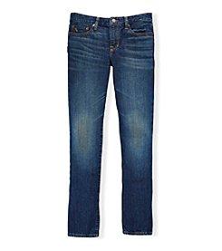Ralph Lauren Childrenswear Boys' 4-7 Rugged Skinny Jeans