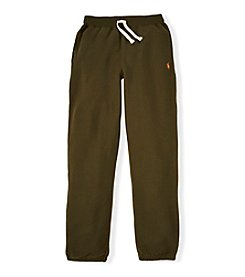Ralph Lauren Childrenswear Boys' 2T-4T Fleece Pants