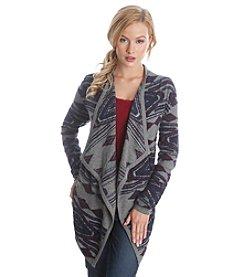 Lucky Brand® Long Wrap Cardigan