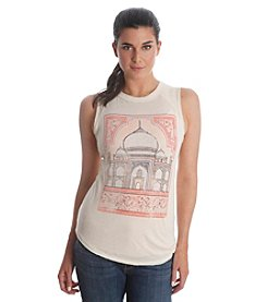 Lucky Brand® Taj Mahal Multi Tee