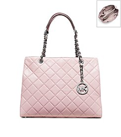 MICHAEL Michael Kors® Susannah Large Quilted Leather Tote