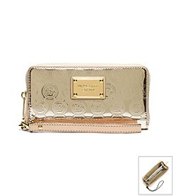 MICHAEL Michael Kors® Jet Set Large Patent-Leather Phone Wristlet
