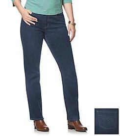 Chaps® Plus Size Maple Wash Skinny Jean