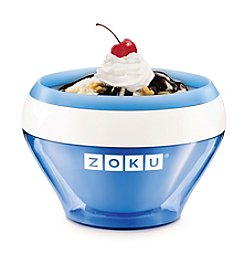 Zoku® Blue Ice Cream Maker