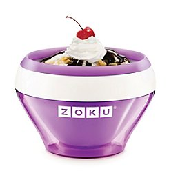 Zoku® Purple Ice Cream Maker