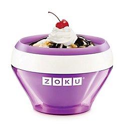 Zoku® Purple Ice Cream Maker