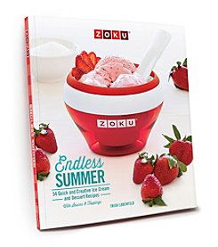 Zoku® Ice Cream Recipe Book