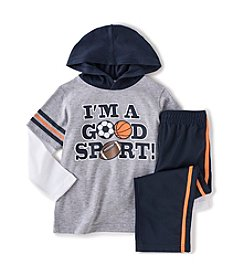 Kids Headquarters® Baby Boys' 3-24 Month Good Sport Set