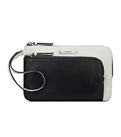 Nine West® Track-Tion Action Zip Wristlet