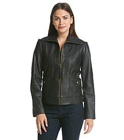 MICHAEL Michael Kors® Zip Front Scuba Jacket