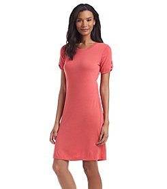 Lennie Solid T-Shirt Dress