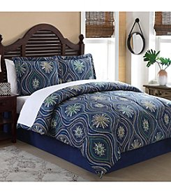 LivingQuarters Jewel 4-pc. Comforter Set