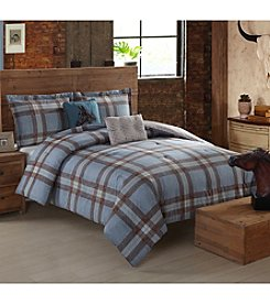 Ruff Hewn Rustic Plaid 5-pc. Comforter Set