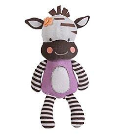 Lolli® Zebra Knit Plush