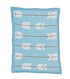 Lolli® Knit Arrows Cotton Blanket