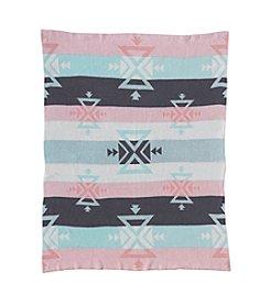 Lolli® Knit Aztec Cotton Blanket