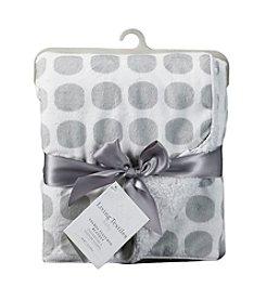 Living Textiles Baby® Velboa Mod Dot Blanket