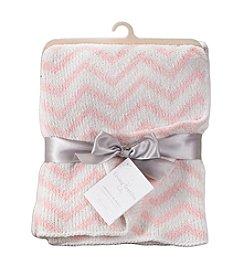 Living Textiles Baby® Chevron Blanket