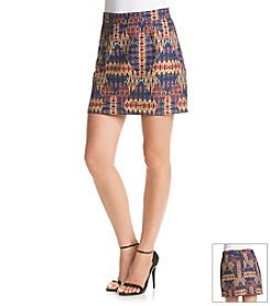Sam Edelman™ Embroiderd Mini Skirt
