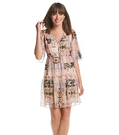 BCBGeneration™ Printed Dress