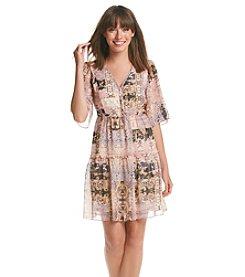 BCBGeneration™ Printed Dress