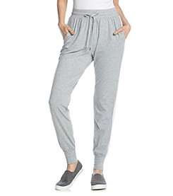 MICHAEL Michael Kors® Side Stripe Drawstring Pants