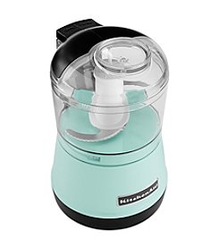 KitchenAid® 3.5-Cup Food Chopper - Ice Blue