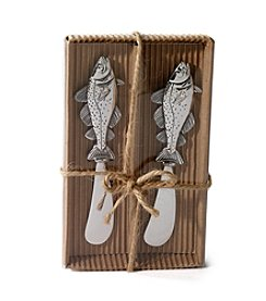 Ruff Hewn® Decorative Fish Spreaders
