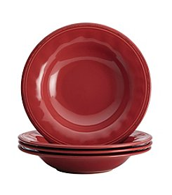 Rachael Ray® Cucina Cranberry Red Pasta Bowl