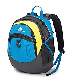 High Sierra® Mercury Sunburst Fatboy Backpack