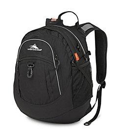 High Sierra® Black Fatboy Backpack