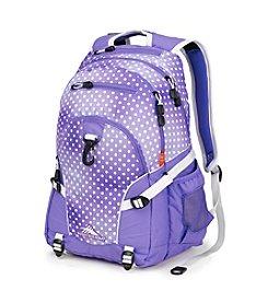 High Sierra® Sprinkle Dots Loop Backpack